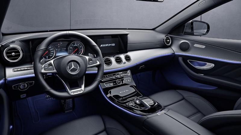 Mercedes AMG E63