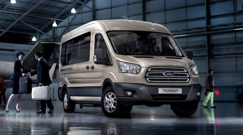 2019 Model Ford Transit Minibüs özellikleri Ve Fiyat Listesi 2019