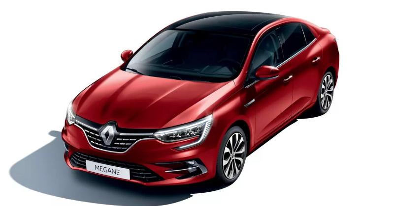 Renault Megane 2021 Sedan