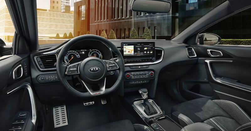 2021 Model Kia CEED